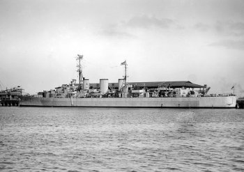 Photograph of Abdiel-class minelayer