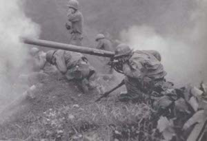 Photograph of 75mm M20 recoilless rifle