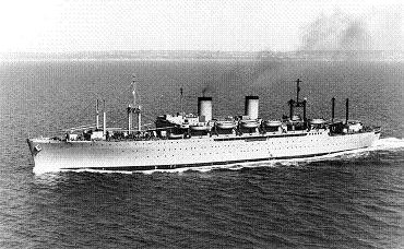 Photograph of Admiral-class transport