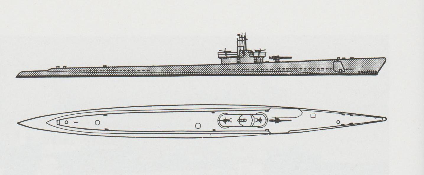 The Pacific War Online Encyclopedia Balao Class U S Submarines