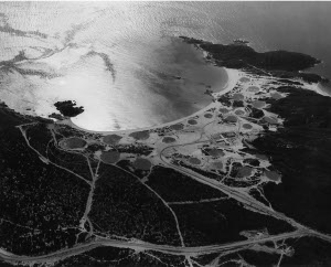 Photograph of Cam Ranh Bay ca. 1970