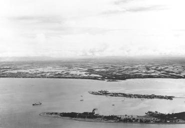 Photograph of Cavite in peacetime