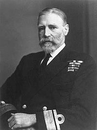 Photograph of Admiral V.A.C. Crutchley