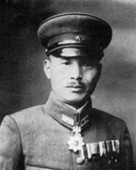 Photograph of Horii Tomitaro