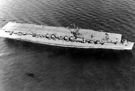 Photograph of Independence-class light carrier