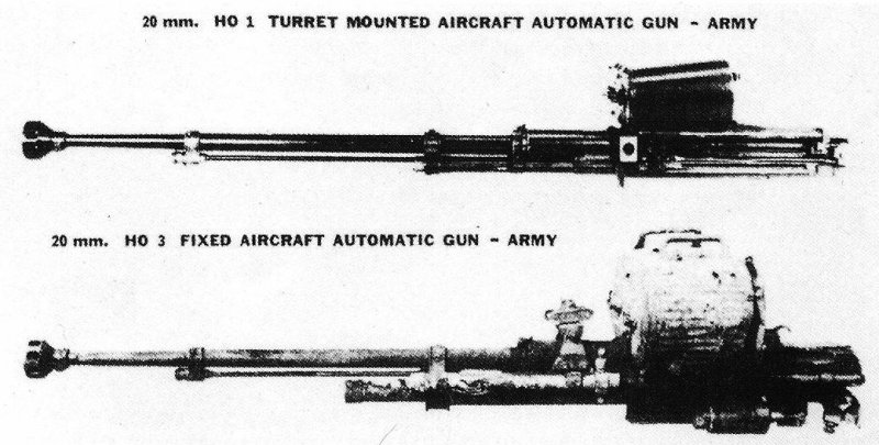 Photograph of Type 97 cannon