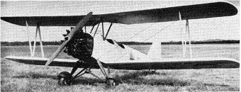 "Photograph of Ki-17 ""Cedar"" primary trainer aircraft"