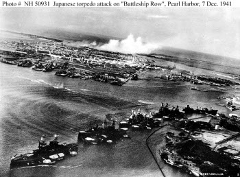Japanese view of the attack